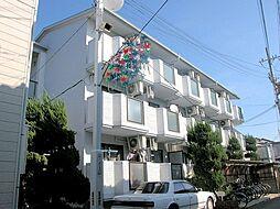 サニーコート大利[3階]の外観