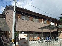 北崎荘[10号室]の外観