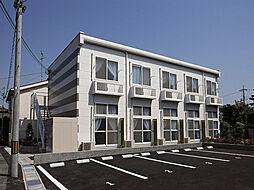 兵庫県伊丹市北伊丹4丁目の賃貸アパートの外観