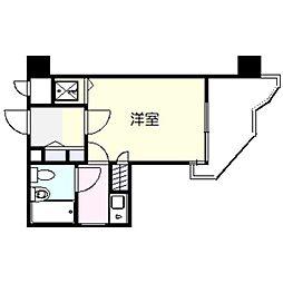 ヴァンハウス戸塚[301号室]の間取り