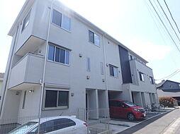 小田急小田原線 柿生駅 徒歩7分の賃貸アパート