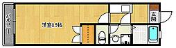 リブレア清水A棟[2階]の間取り