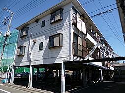 東京都江戸川区大杉3丁目の賃貸アパートの外観