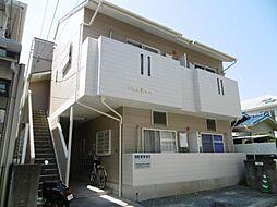 福岡県福岡市西区福重3丁目の賃貸アパートの外観