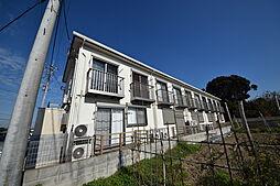 JR東北本線 久喜駅 バス10分 アリオ鷲宮前下車 徒歩1分の賃貸アパート