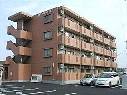 栃木県栃木市大町の賃貸マンションの外観