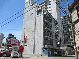 ティーホームズ新大阪[3階]の外観