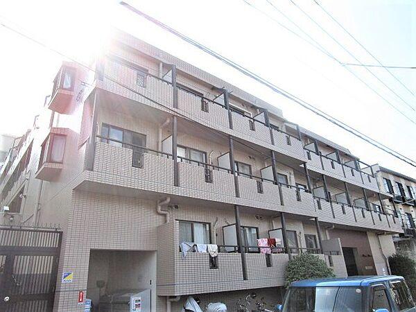神奈川県川崎市麻生区高石4丁目の賃貸マンション