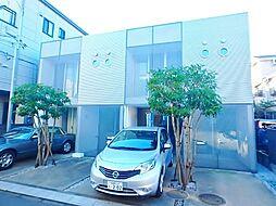 [テラスハウス] 神奈川県相模原市南区古淵5丁目 の賃貸【/】の外観