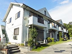 神奈川県横浜市瀬谷区中屋敷2丁目の賃貸アパートの外観