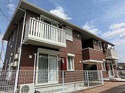 千葉県千葉市中央区村田町の賃貸アパートの外観