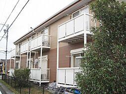 静岡県焼津市大村2丁目の賃貸アパートの外観