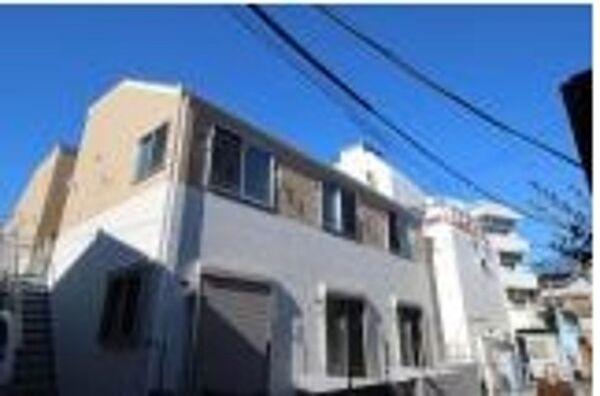 東京都板橋区上板橋1丁目の賃貸アパート