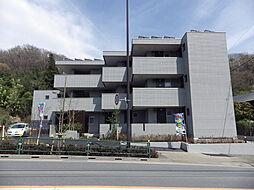 JR中央線 高尾駅 バス25分 馬込松木下車 徒歩2分の賃貸マンション