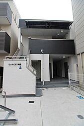 大阪府大阪市西成区天下茶屋東2丁目の賃貸アパートの外観