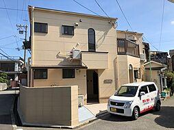 大阪府豊中市長興寺南2丁目の賃貸アパートの外観