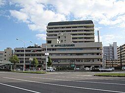 西市民病院 1027m