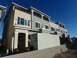 埼玉県さいたま市緑区大字高畑の賃貸アパートの外観