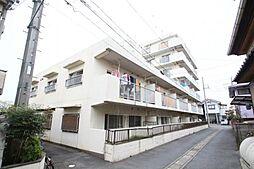 埼玉県三郷市戸ケ崎2丁目の賃貸マンションの外観