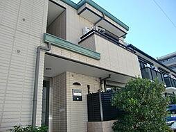 兵庫県神戸市灘区高徳町4丁目の賃貸アパートの外観