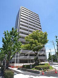 大阪府大阪市西区川口1丁目の賃貸マンションの外観