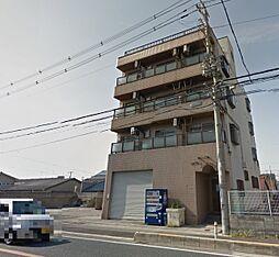 レジデンスヤマダ[3階]の外観