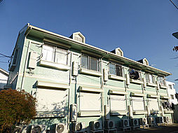 ユーコート東村山[1階]の外観