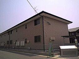 静岡県袋井市愛野の賃貸アパートの外観