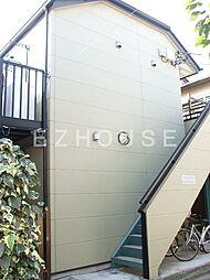 東京都杉並区高円寺南3の賃貸アパートの外観
