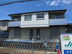 [テラスハウス] 神奈川県横浜市都筑区北山田6丁目 の賃貸【/】の外観