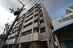 宿院西TKハイツ1号館[1階]の外観