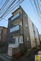 リブリ・本八幡[201号室]の外観