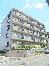 神奈川県横浜市港南区日野南1丁目の賃貸マンションの外観