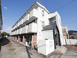 神奈川県大和市上草柳の賃貸マンションの外観