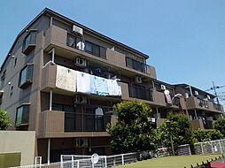 埼玉県所沢市南住吉の賃貸マンションの外観