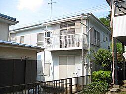 神奈川県横浜市港北区綱島西1丁目の賃貸アパートの外観