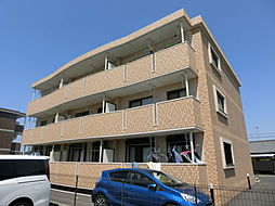 千葉県千葉市中央区生実町の賃貸マンションの外観