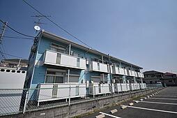 埼玉県さいたま市西区大字佐知川の賃貸アパートの外観