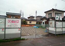 新潟県新発田市御幸町3丁目の賃貸アパートの外観