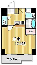 アミティタワー[5階]の間取り