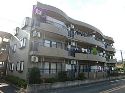 埼玉県所沢市上新井2丁目の賃貸マンションの外観