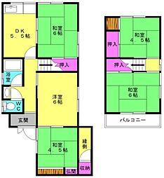 加古川駅 5.8万円
