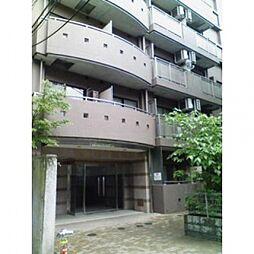 神奈川県川崎市中原区木月2丁目の賃貸マンションの外観