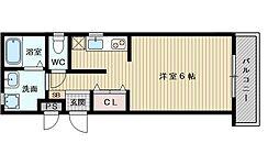 COM HOUSEII[2階]の間取り