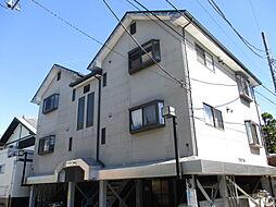グリーンターフ須和田[3階]の外観