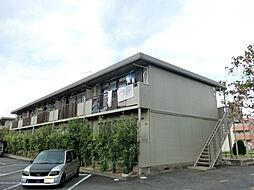 サンハイム伊勢B棟[2階]の外観