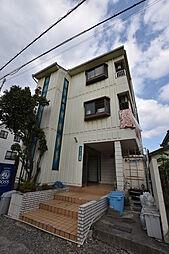 レジデンス北野田[1階]の外観