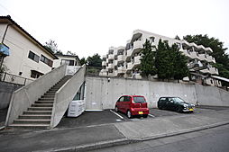 ホワイトウィング左入[2階]の外観