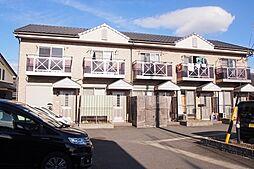 愛知県碧南市浜田町2丁目の賃貸アパートの外観