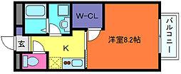 エミネンス魚崎[1階]の間取り